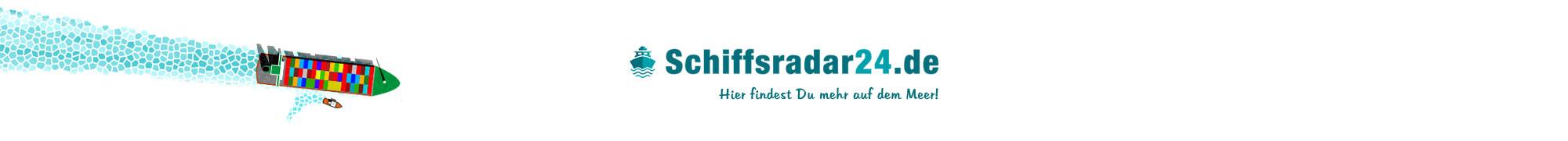 Banner von Schiffsradar24.de