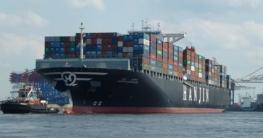 Containerschiff Hanjin